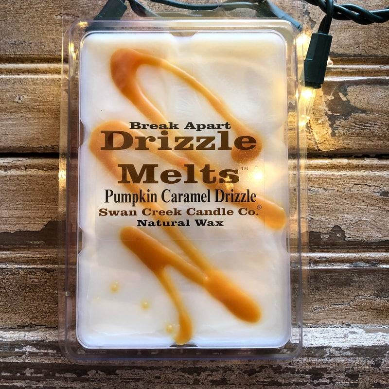 Swan Creek Pumpkin Caramel Drizzle Melts