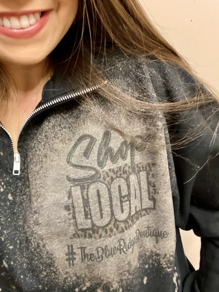 Shop Local #TBRB Pullover