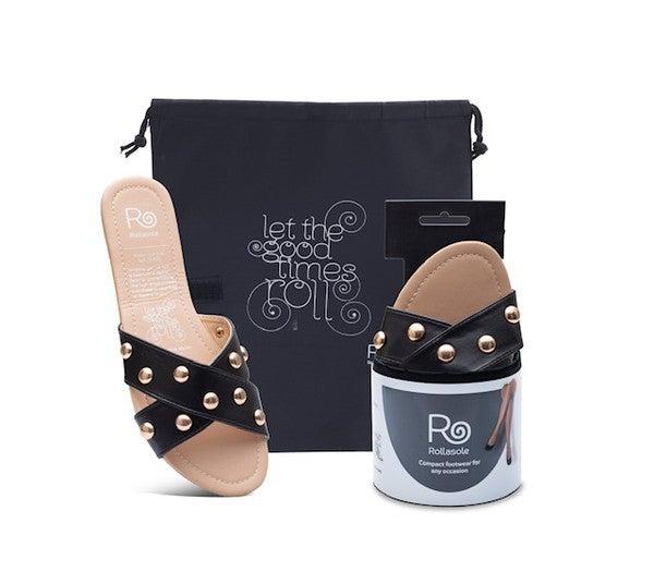 Rollasole Star Studded Sandals *Final Sale*
