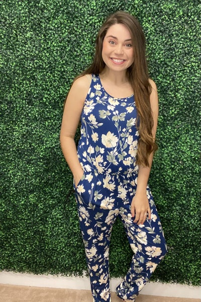 Summer Nights Lullaby Jumpsuit *Final Sale*