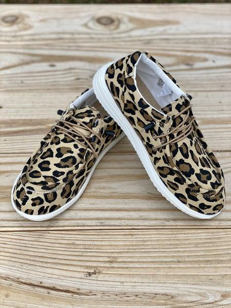 Hey Comfy Cheetah *Final Sale*