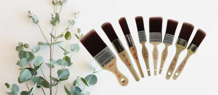 Brushes are Back in Stock
