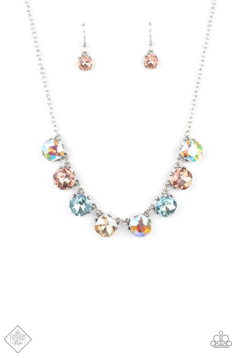 Dreamy Decorum - Multi Necklace