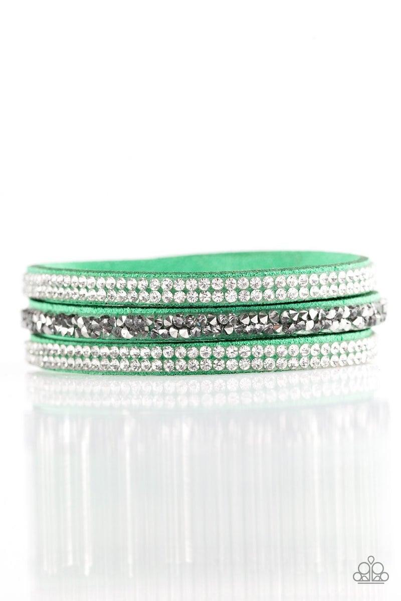 Mega Glam - Green