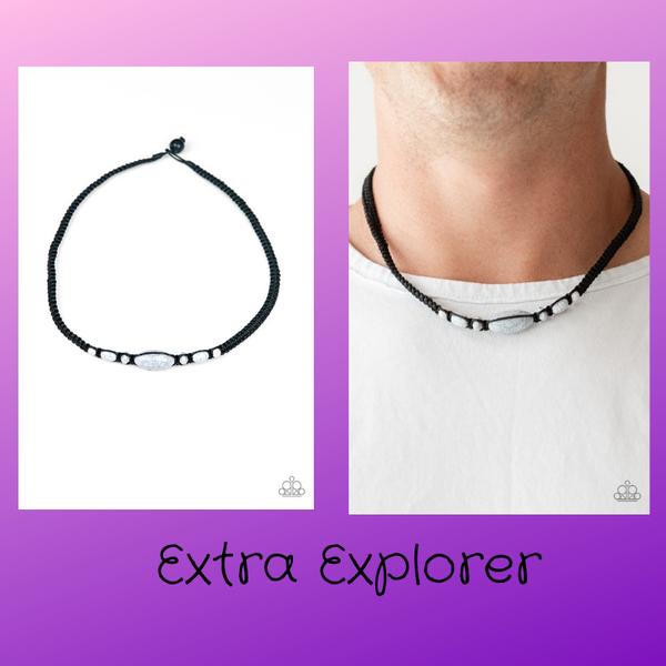 Extra Explorer - Black