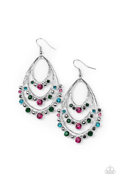 Break Out In TIERS - Multi Earring