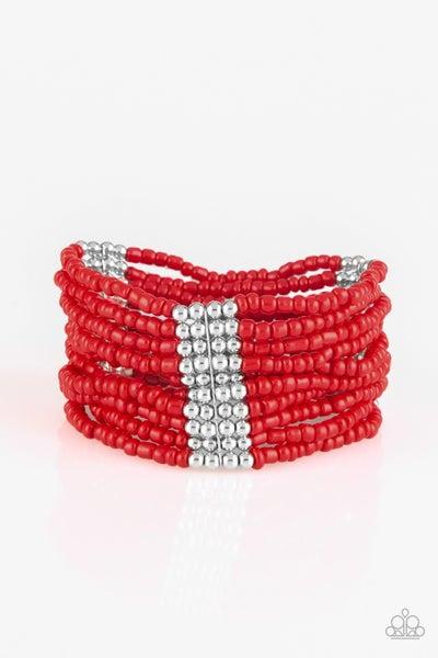 Outback Odyssey - Red Bracelet