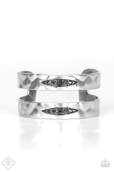 In HAUTE Pursuit - silver bracelet