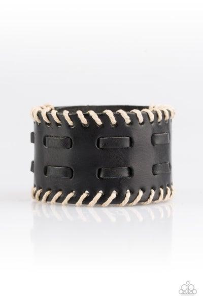 West RIDE Story - Black Bracelet