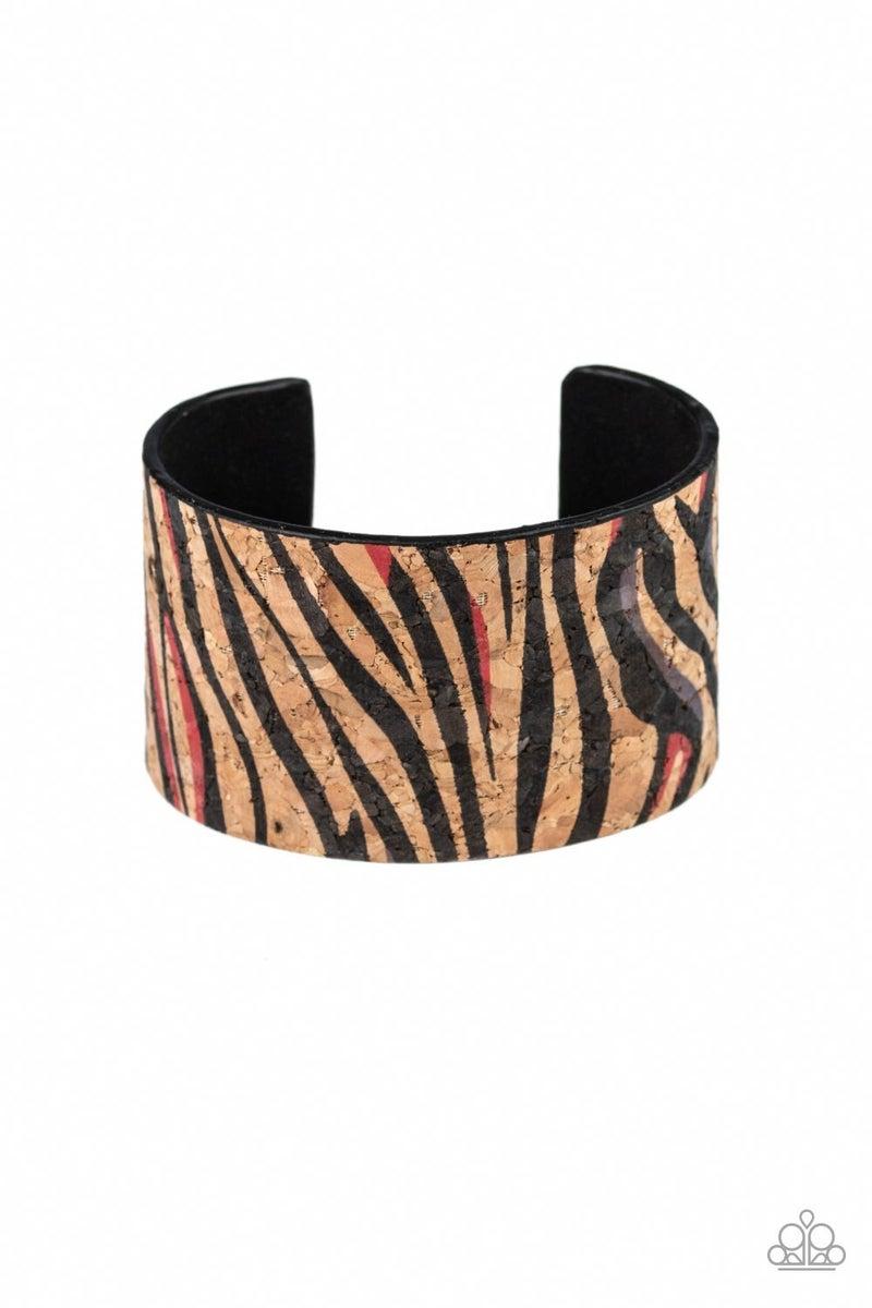 Zebra Zone - Red