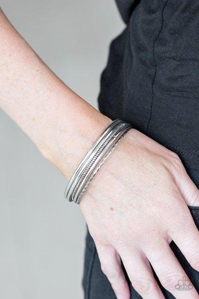 Mesa Mix - Silver Bracelet