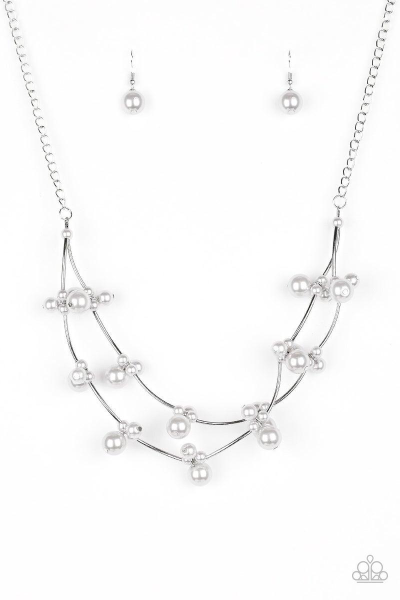Wedding BELLES - Silver Necklace