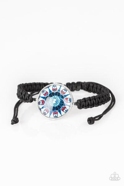 Tropic Topic - Blue Bracelet