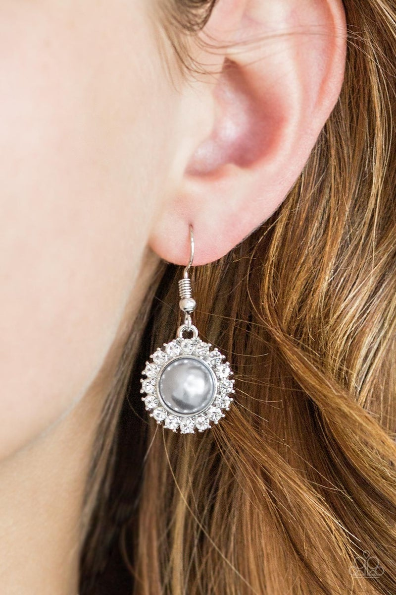 Fashion Show Celebrity - Silver Earring