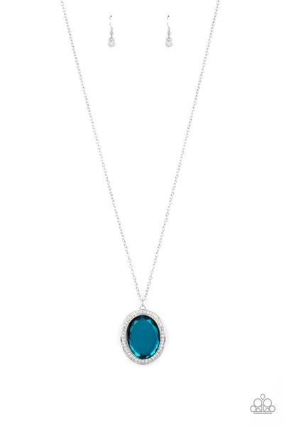 REIGN Them In - Blue Necklace