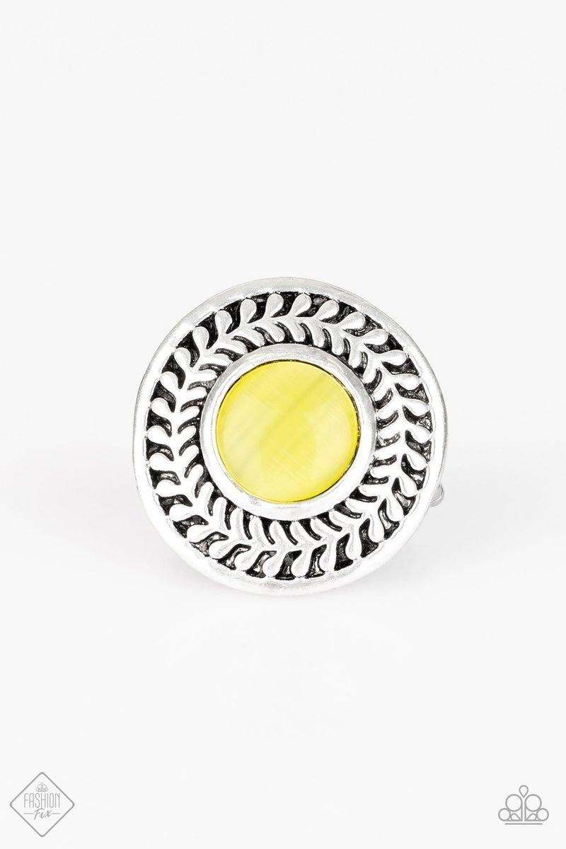 Garden Garland - Yellow