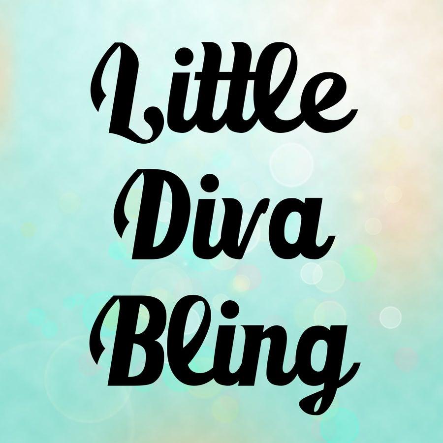 Little Diva Bling