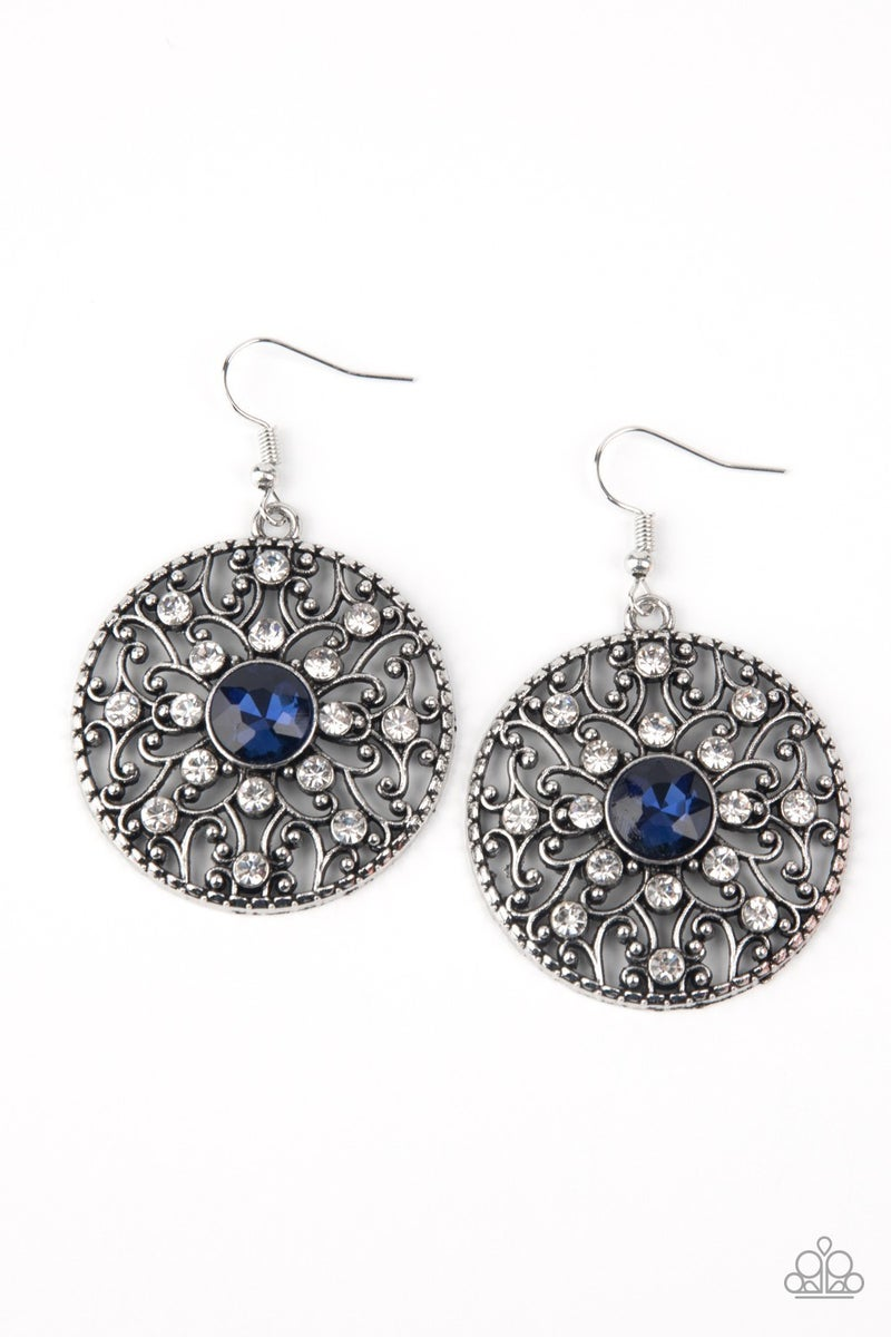 GLOW Your True Colors - Blue Earring