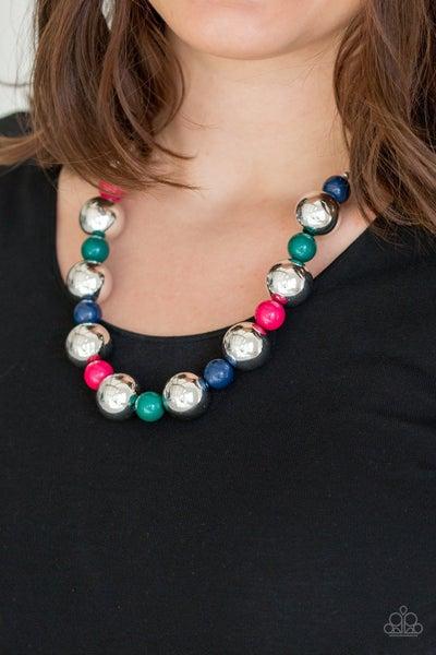 Top Pop - Multi Necklace