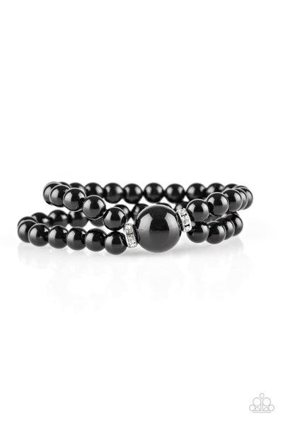 Romantic Redux - Black Bracelet