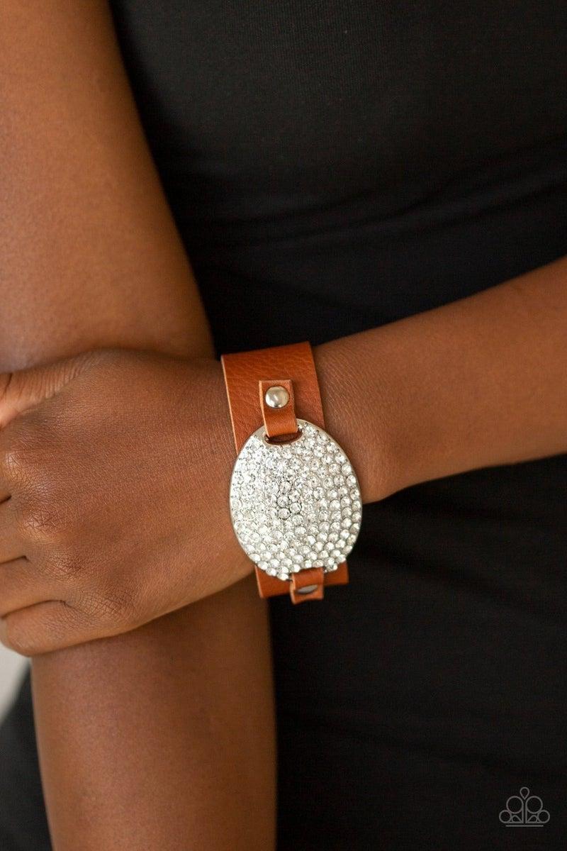 Better Recognize - Brown Bracelet