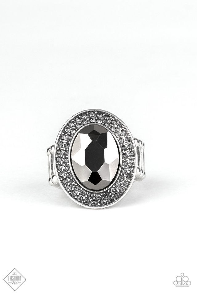 Castle Lockdown - Silver Ring