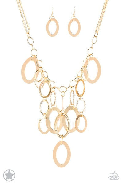 A Golden Spell - Necklace