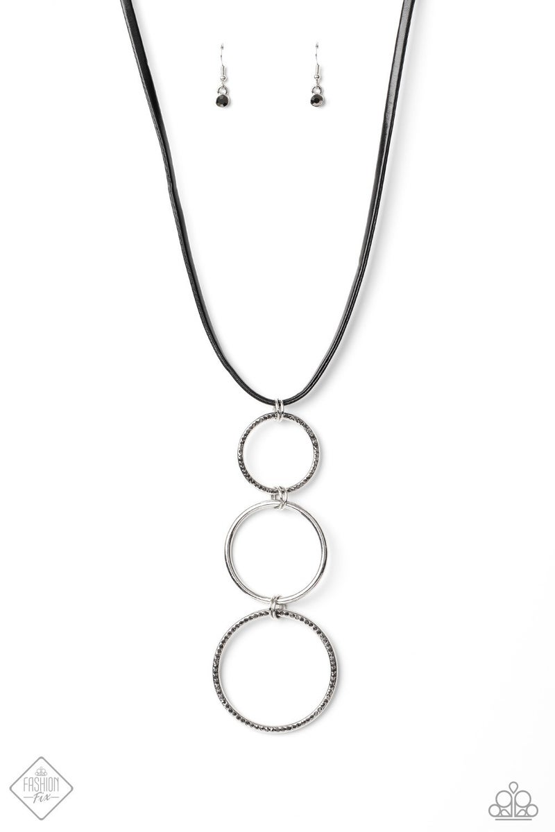 Curvy Couture - Silver Necklace
