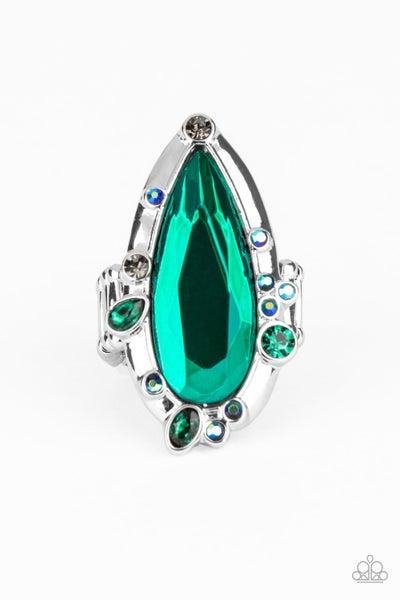 Sparkle Smitten - Green