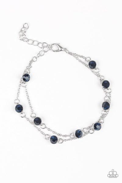 Spotlight Starlight - Blue Bracelet