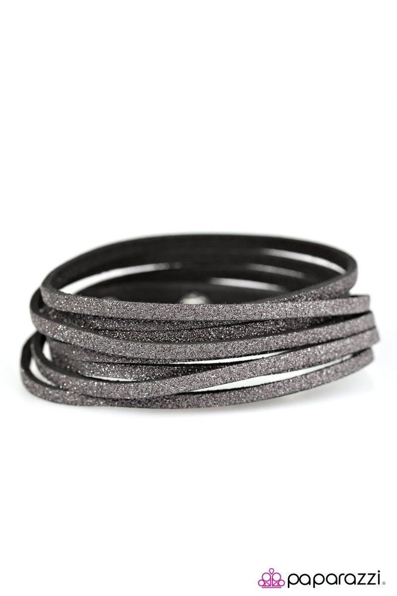 Rock Star Status - Black Bracelet