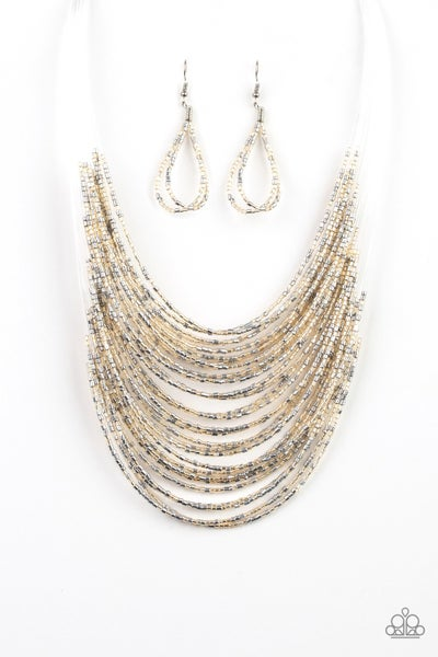 Catwalk Queen - Multi Necklace