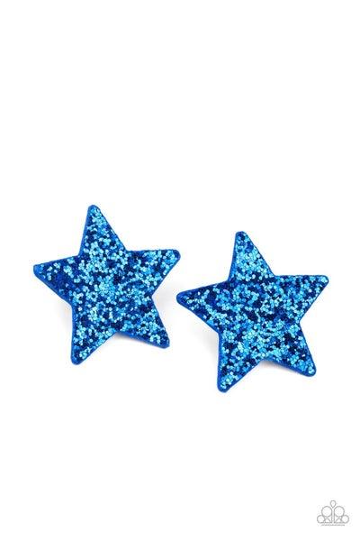 Star-Spangled Superstar - Blue