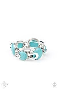 Eco Excellence - Turquoise Bracelet