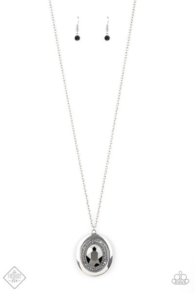 Castle Couture - Silver Necklace