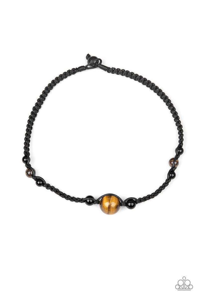 Earth Excursion - Black Necklace