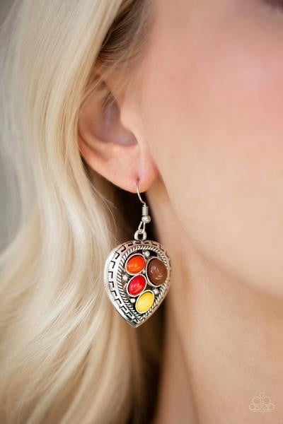 Wild Heart Wonder - Multi Earring