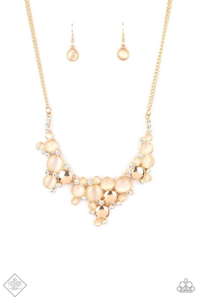 Fairytale Affair - Gold Necklace