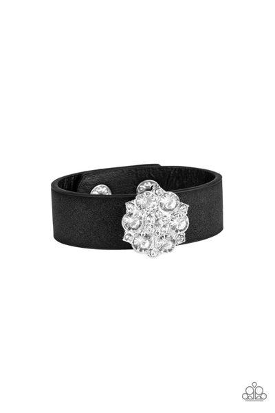 Show-Stopper - Black Bracelet