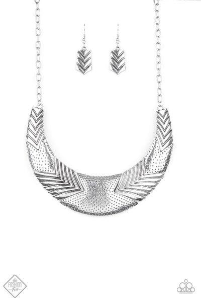 Geographic Goddess - Silver