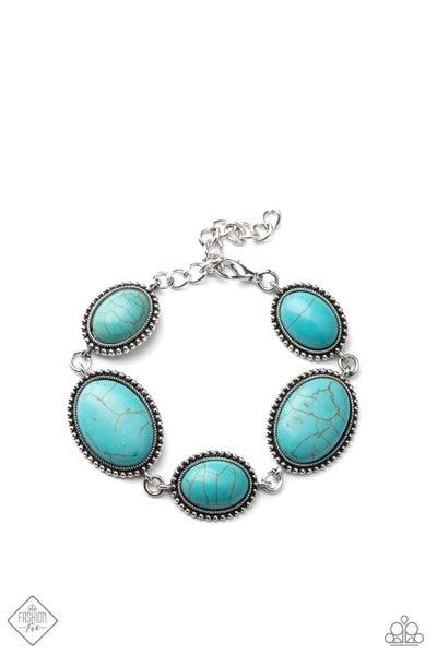 River View - Blue Bracelet