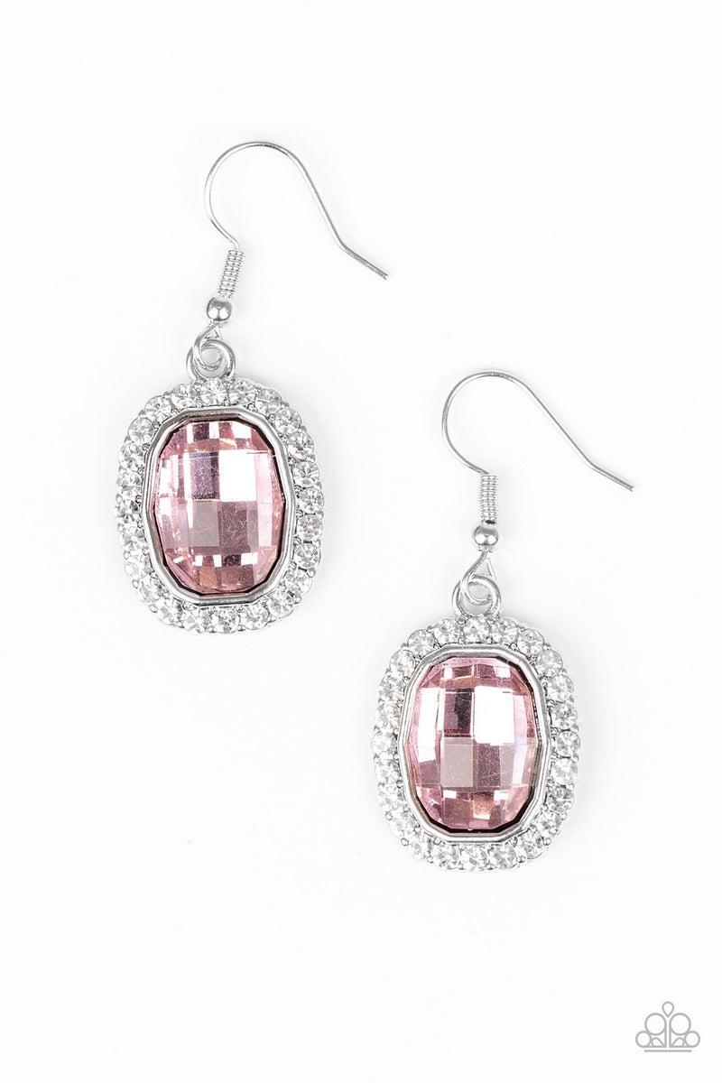 The Modern Monroe - Pink Earring