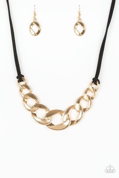 Naturally Nautical - Gold Necklace