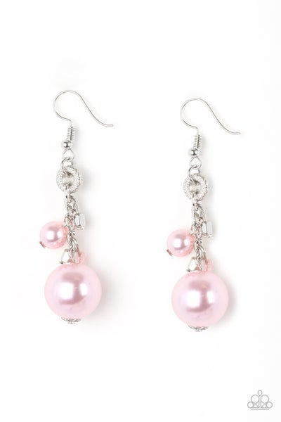 Timelessly Traditional - Pink Earring