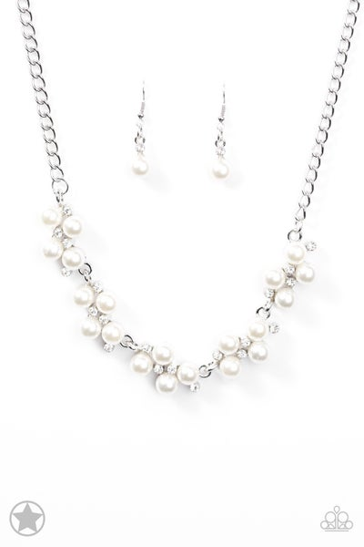 Love Story - white necklace