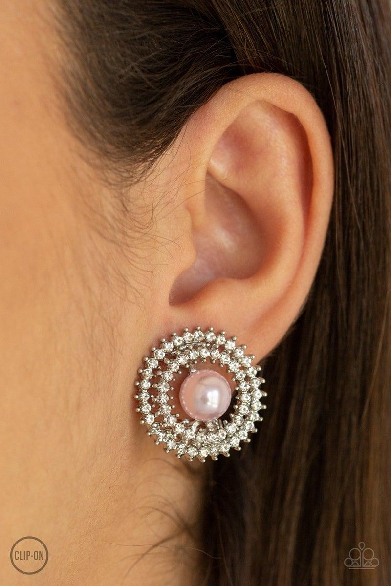 Broadway Breakout - Pink Earring