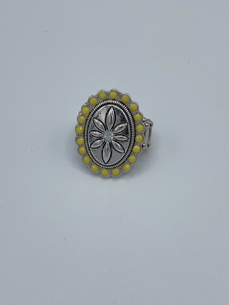 Garden Paradise - Yellow Ring