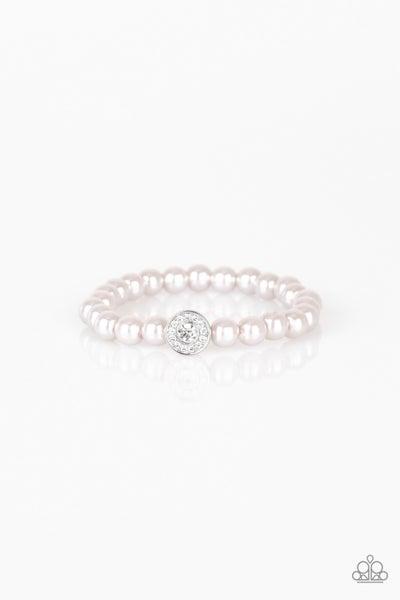 Follow My Lead - Silver Bracelet