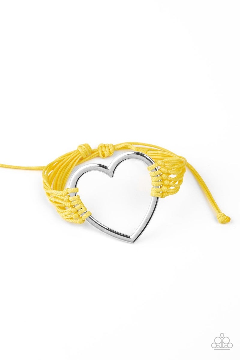 Playing With My HEARTSTRINGS - Yellow