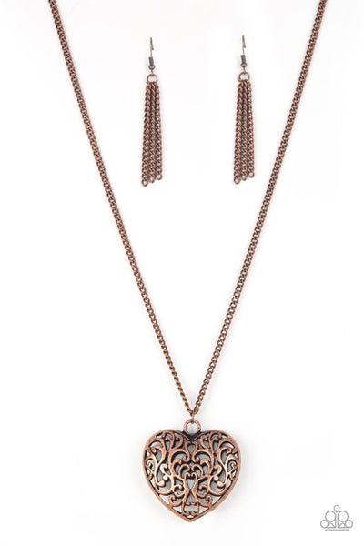 Victorian Virtue - Copper
